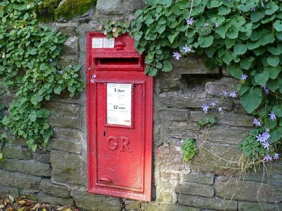 Marg Haig Mackworth post box