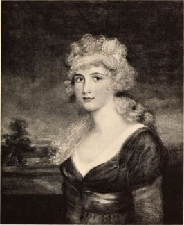 Dora Jordan, mistress of the Duke of Clarence (Photo: Pinterest)