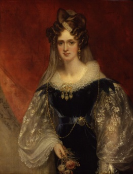 Adelaide_Amelia_Louisa_Theresa_Caroline_of_Saxe-Coburg_Meiningen_by_Sir_William_Beechey