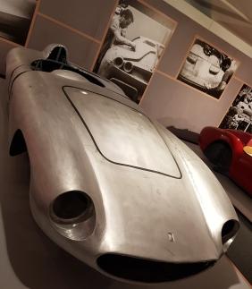 Scaglietti Body Shell for the Ferrari 750 Monza (1954)
