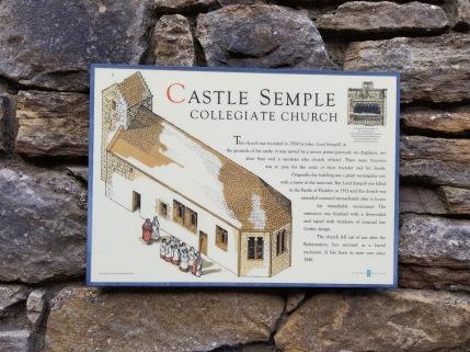 Castle Semple, Renfrewshire