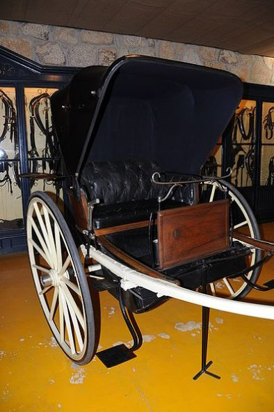 Tilbury Carriage