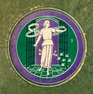 WSPU_postcard_album,_c.1911._(22909298522)