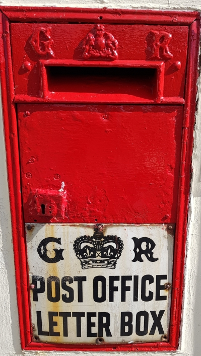 GR Cipher Ludlow Wall Box