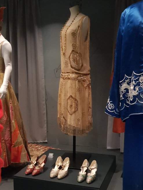 Beaded Evening Dress 1927