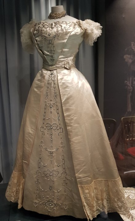 Court Gown 1900