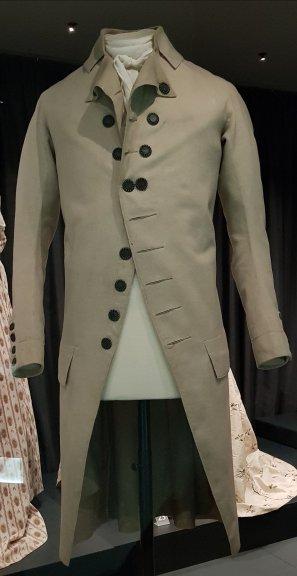 Man's Frock Coat 1790s
