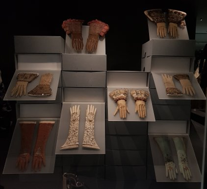 The Spence Collection of Historic Gloves