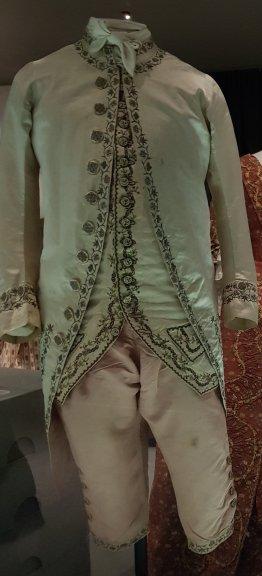 Man's Suit 1780s