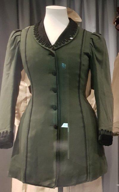 Wool Tailored Jacket 1905