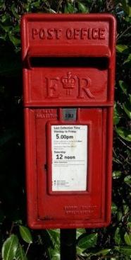 EIIR Cipher Lamp Box
