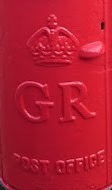 GR Cipher Pillar Box