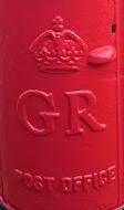 GR Cipher Pillar Box