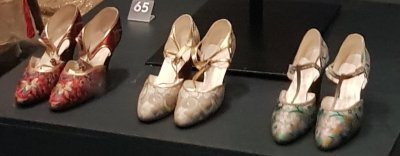 1920s Evening Shoes