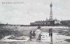 View of New Brighton from the Fort Perch Rock