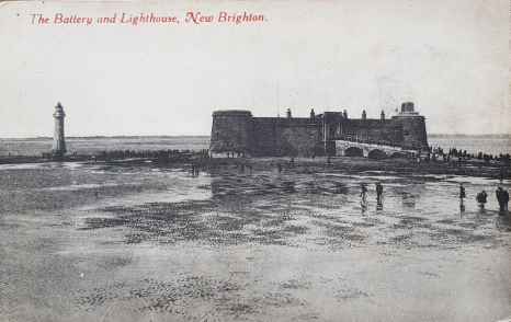 The Fort Perch Rock, New Brighton
