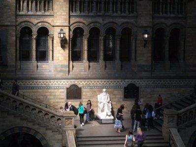 Natural History Museum Charles Darwin