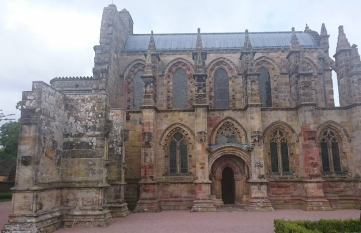 Rosslyn Chapel 8