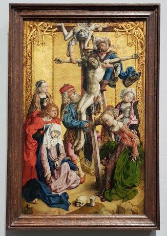 The Deposition, 1500 - 5, Master of the Saint Bartholomew Altarpiece