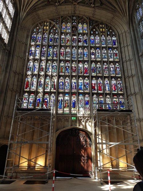 The West Door, St George's Chapel, Windsor Castle