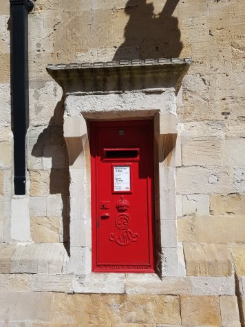 Edward VII Wall Box Windsor Castle