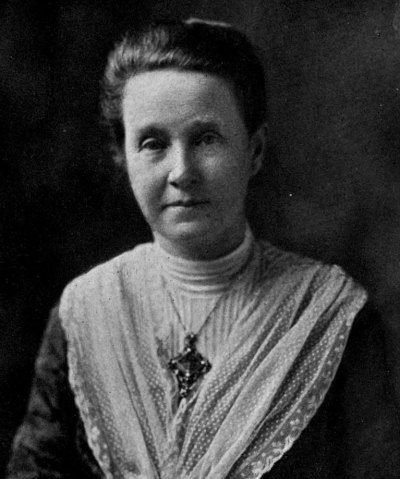 Millicent Garret Fawcett (Wikimedia Commons)