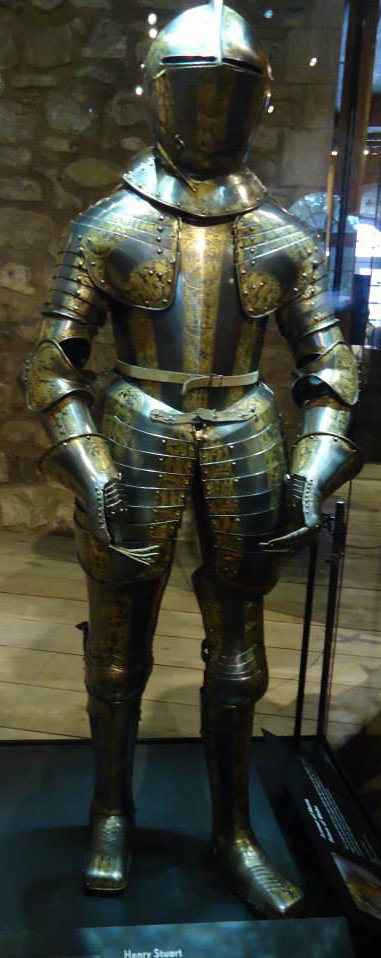 Armour of Henry, Prince of Wales - White Tower