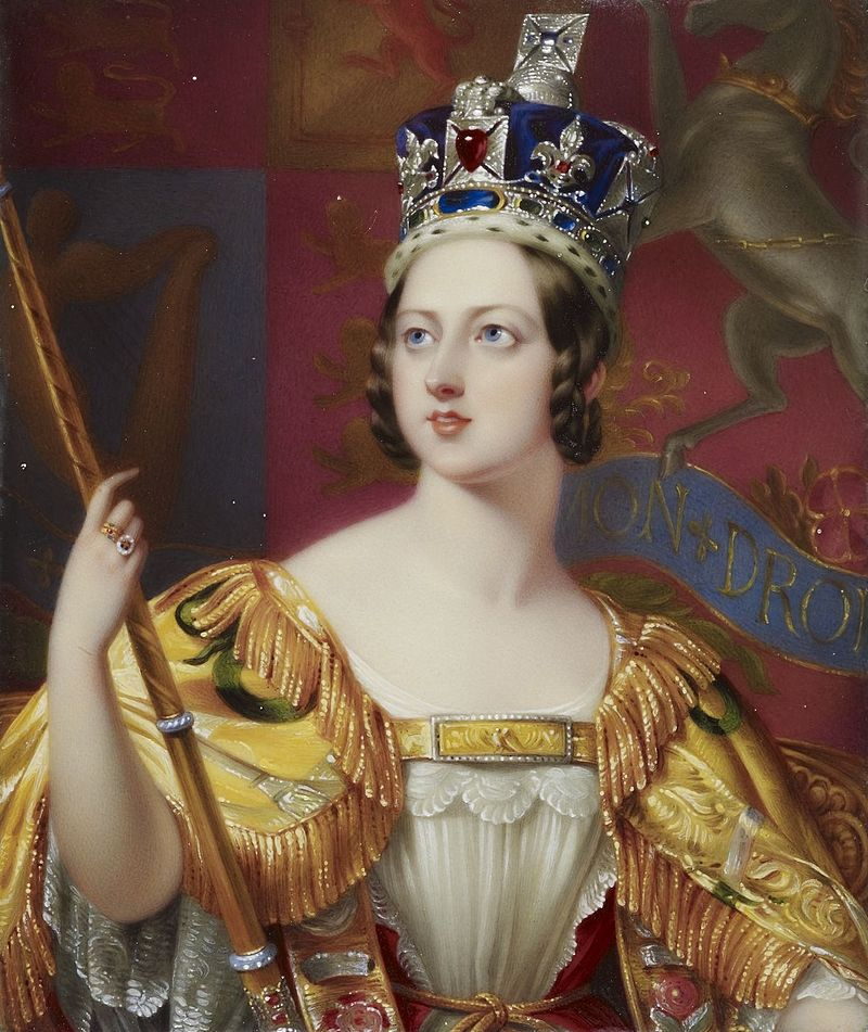 24 May 1819: The Birth of Queen Victoria
