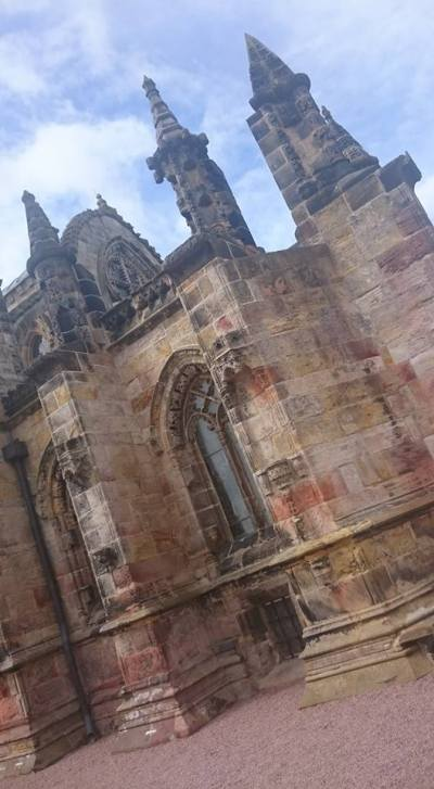 Rosslyn Chapel 14