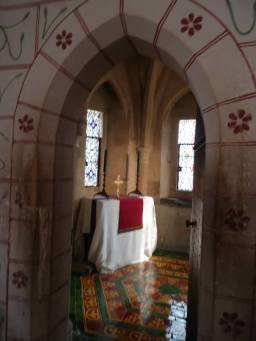 TOL Edward I's Private Chapel