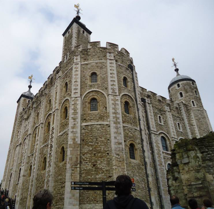 Pictures of History: Tower of London
