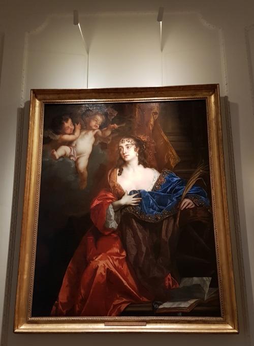 Portrait of Margaret Lemon