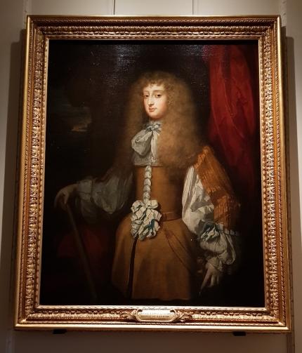 Portrait of Frances Stuart, later Duchess of Richmond, Jacob Huysmans, 1662