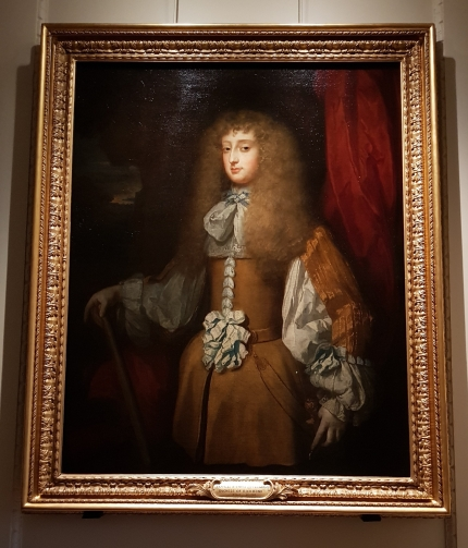 Portrait of Frances Stuart, later Duchess of Richmond, Jacob Huysmans, 1662