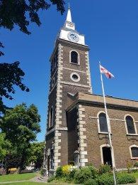 Church of St George, Gravesend, Kent