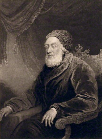 George III 1820