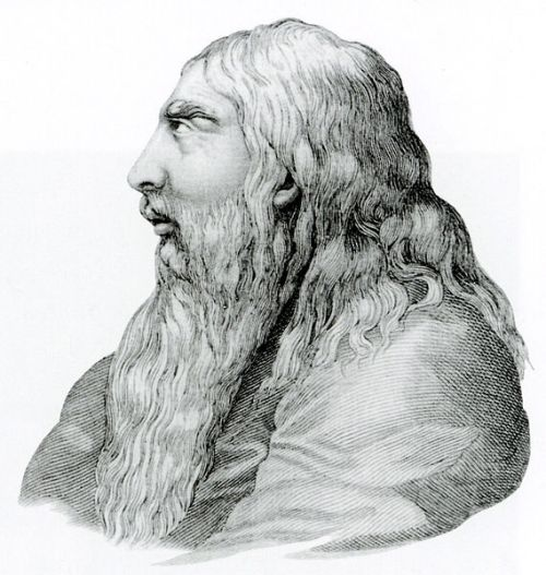 George III by Henry Meyer