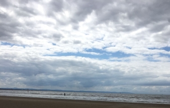 Another Place, Crosby Beach (Photo: Ruby Musa)