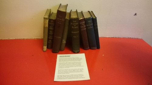 Oscar Wilde's Prison Books