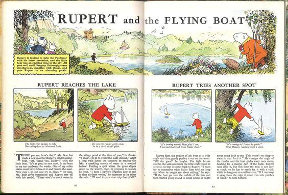 Rupert Bear 3