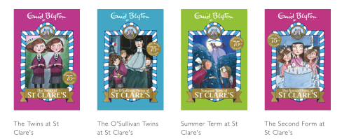 Enid Blyton St Clare's