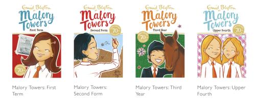 Enid Blyton Malory Towers