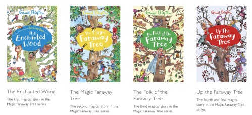 Enid Blyton Magic Faraway Tree Series