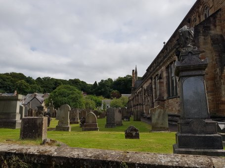 Dunblane Cathedral, Scotland