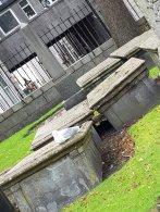 The Kirkyard of St Nicholas, Aberdeen