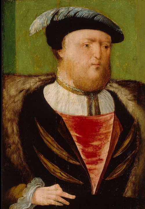 Henry VIII (artist unknown), c.1525