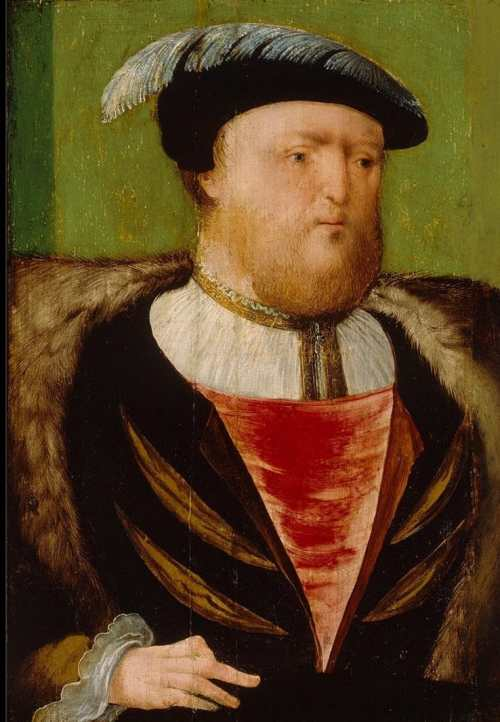 Henry VIII (artist unknown), c.1525