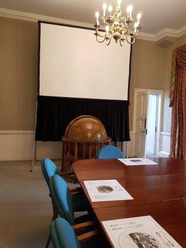 The Globe Room