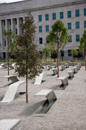 Pentagon Memorial to 9 11 Victims