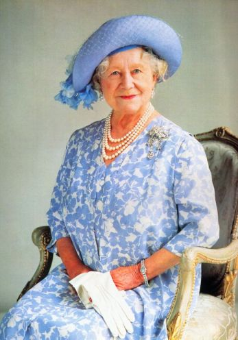 Queen Elizabeth the Queen Mother, 1990